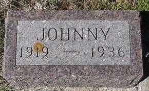 LANGSTRAAT, JOHNNIE - Sioux County, Iowa   JOHNNIE LANGSTRAAT