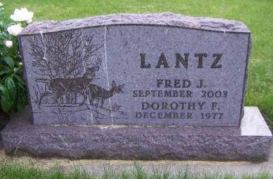 LANTZ, FRED J. - Sioux County, Iowa | FRED J. LANTZ