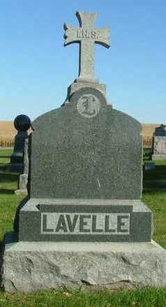 LAVELLE, HEADSTONE FAMLY - Sioux County, Iowa | HEADSTONE FAMLY LAVELLE