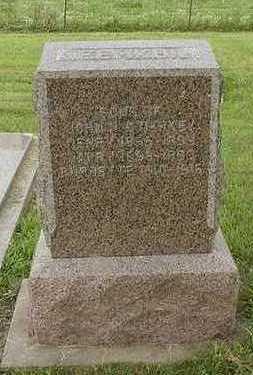 LEEMKUIL, BURDETTE - Sioux County, Iowa | BURDETTE LEEMKUIL