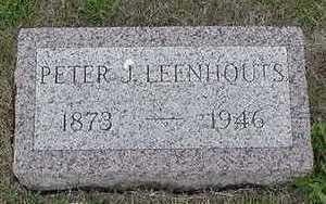 LEENHOUTS, PETER J. - Sioux County, Iowa | PETER J. LEENHOUTS