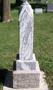 LEEUWRIK, GERRIT - Sioux County, Iowa   GERRIT LEEUWRIK