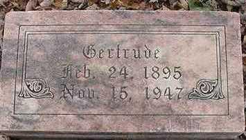 LEHRMAN, GERTRUDE - Sioux County, Iowa | GERTRUDE LEHRMAN