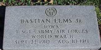 LEMS, BASTIAN JR. - Sioux County, Iowa | BASTIAN JR. LEMS