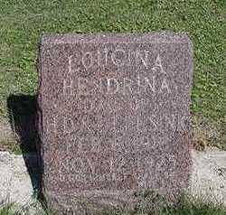 LEUSINK, LUCINDA HENDRINA - Sioux County, Iowa | LUCINDA HENDRINA LEUSINK