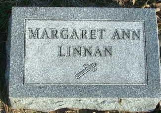 LINNAN, MARGARET ANN - Sioux County, Iowa | MARGARET ANN LINNAN