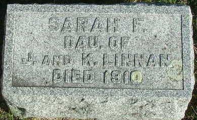 LINNAN, SARAH F. - Sioux County, Iowa | SARAH F. LINNAN