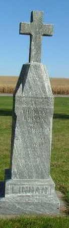 LINNAN, THOMAS - Sioux County, Iowa   THOMAS LINNAN