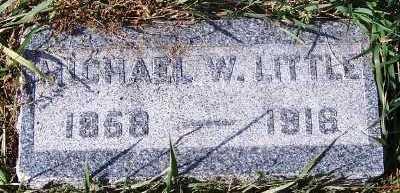 LITTLE, MICHAEL W. - Sioux County, Iowa | MICHAEL W. LITTLE