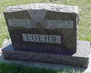 LOEHR, CURTIS P. - Sioux County, Iowa | CURTIS P. LOEHR