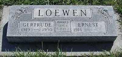 LOEWEN, ERNEST - Sioux County, Iowa | ERNEST LOEWEN