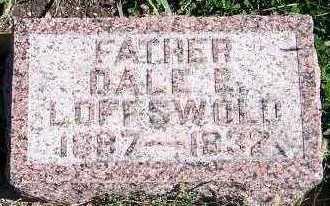 LOFFSWOLD, DALE E. - Sioux County, Iowa   DALE E. LOFFSWOLD