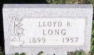 LONG, LLOYD B. - Sioux County, Iowa | LLOYD B. LONG