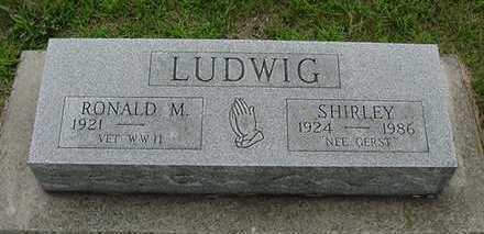 LUDWIG, RONAL M. - Sioux County, Iowa | RONAL M. LUDWIG