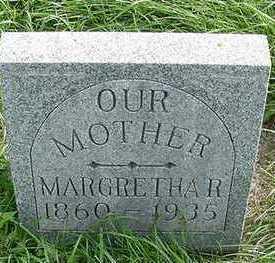 LUTJENS, MARGRETHA R. - Sioux County, Iowa   MARGRETHA R. LUTJENS