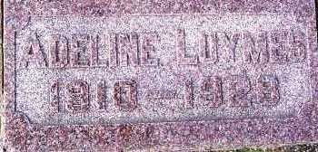 LUYMES, ADELINE (1910-1928) - Sioux County, Iowa | ADELINE (1910-1928) LUYMES