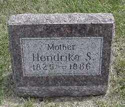 LYMES, HENDRIKA S. - Sioux County, Iowa | HENDRIKA S. LYMES