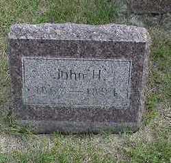 LYMES, JOHN H. - Sioux County, Iowa | JOHN H. LYMES