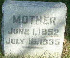LYNCH, ELLEN (MOTHER) - Sioux County, Iowa | ELLEN (MOTHER) LYNCH