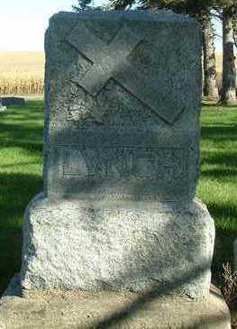 LYNCH, HEADSTONE FAMILY - Sioux County, Iowa | HEADSTONE FAMILY LYNCH