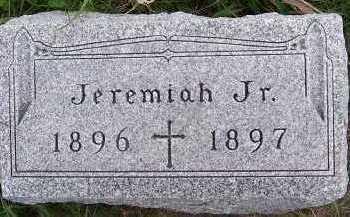 LYNCH, JEREMIAH JR. - Sioux County, Iowa   JEREMIAH JR. LYNCH