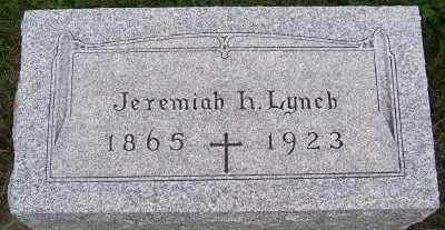 LYNCH, JEREMIAH H. - Sioux County, Iowa | JEREMIAH H. LYNCH