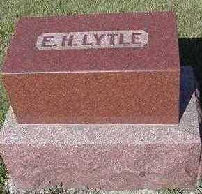 LYTLE, E. H. - Sioux County, Iowa | E. H. LYTLE