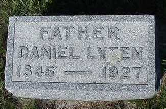 LYZEN, DANIEL - Sioux County, Iowa | DANIEL LYZEN