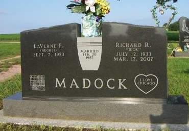 MADOCK, RICHARD R. - Sioux County, Iowa | RICHARD R. MADOCK