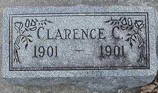 MANDELKOW, CLARENCE C. - Sioux County, Iowa | CLARENCE C. MANDELKOW