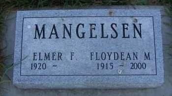 MANGELSEN, FLOYDEAN M. - Sioux County, Iowa | FLOYDEAN M. MANGELSEN