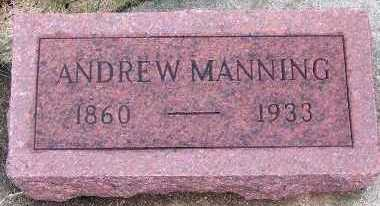 MANNING, ANDREW - Sioux County, Iowa | ANDREW MANNING
