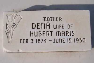 VERSTEEG MARIS, DENA - Sioux County, Iowa | DENA VERSTEEG MARIS