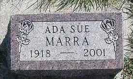 MARRA, ADA SUE - Sioux County, Iowa | ADA SUE MARRA