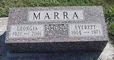 MARRA, EVERETT - Sioux County, Iowa | EVERETT MARRA