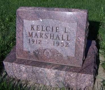 MARSHALL, KELCIE L. - Sioux County, Iowa | KELCIE L. MARSHALL