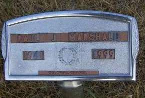 MARSHALL, PAUL J. - Sioux County, Iowa | PAUL J. MARSHALL