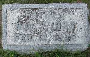 MASON, FATHER - Sioux County, Iowa | FATHER MASON