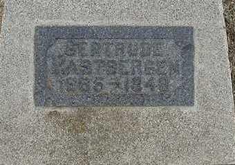 MASTBERGEN, GERTRUDE - Sioux County, Iowa | GERTRUDE MASTBERGEN