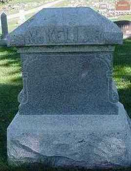 MCKELLAR, HEADSTONE - Sioux County, Iowa | HEADSTONE MCKELLAR
