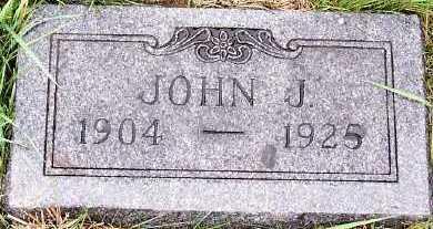 MCNAMARA, JOHN J. - Sioux County, Iowa | JOHN J. MCNAMARA