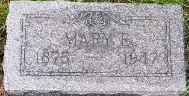 MCNAMARA, MAY E. - Sioux County, Iowa | MAY E. MCNAMARA