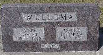MELLEMA, ROBERT - Sioux County, Iowa | ROBERT MELLEMA