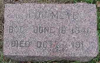 MEYER, JACOB - Sioux County, Iowa | JACOB MEYER