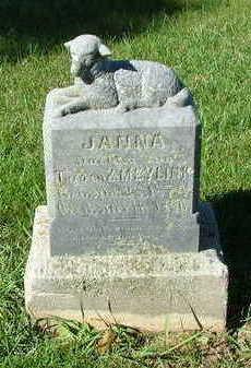 MEYLINK, JANNA - Sioux County, Iowa   JANNA MEYLINK