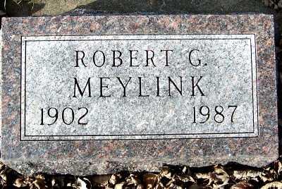 MEYLINK, ROBERT G. - Sioux County, Iowa | ROBERT G. MEYLINK
