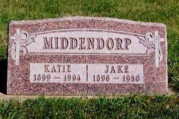 MIDDENDORP, JAKE - Sioux County, Iowa | JAKE MIDDENDORP