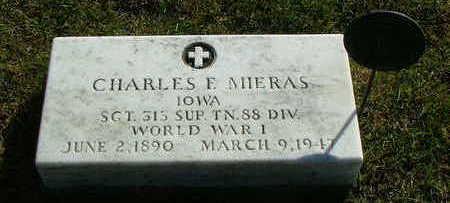 MIERAS, CHARLES F. - Sioux County, Iowa | CHARLES F. MIERAS