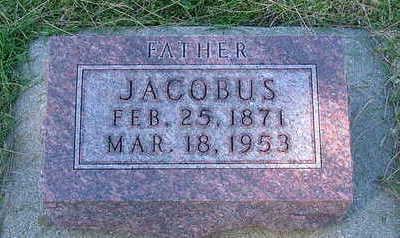 MIERAS, JACOBUS - Sioux County, Iowa   JACOBUS MIERAS