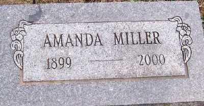 MILLER, AMANDA - Sioux County, Iowa   AMANDA MILLER